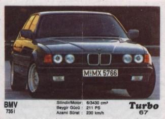 Коллекция вкладышей «Turbo» (Турбо). Номера: 51-120